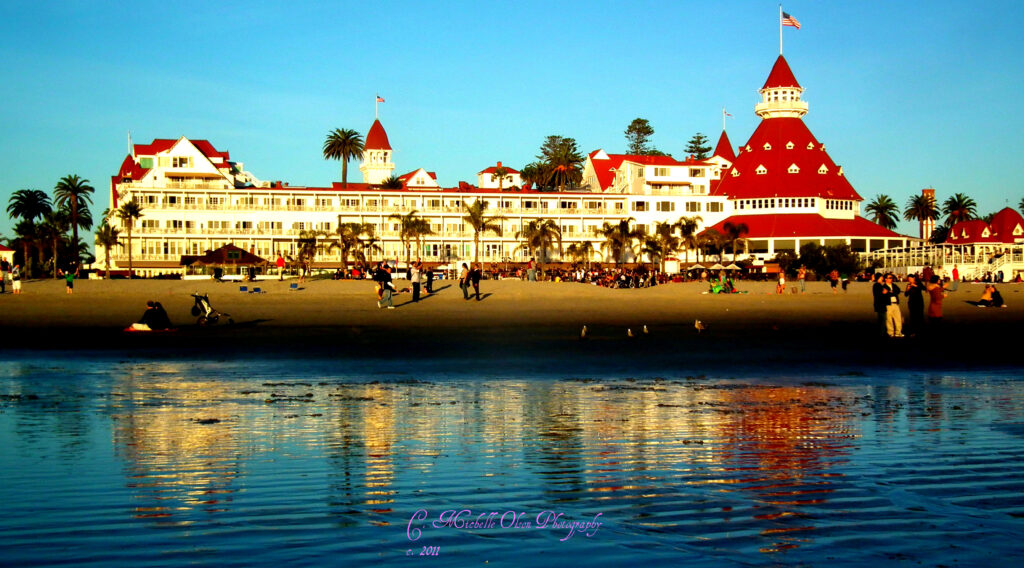 Merry Christmas From Hotel Del Coronado