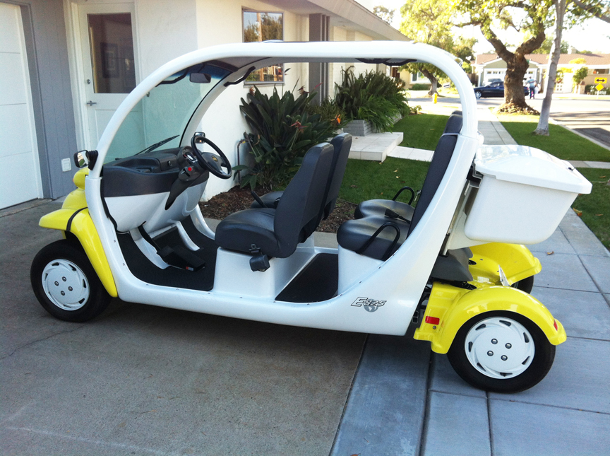 Gem Electric Car >> Classifieds: 2002 GEM Electric Car - 4 Seater - Excellent Condition - SOLD | Coronado Times