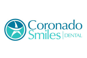 Coronado Smiles Dental logo w