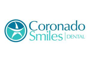 Coronado Smiles Dental logo w