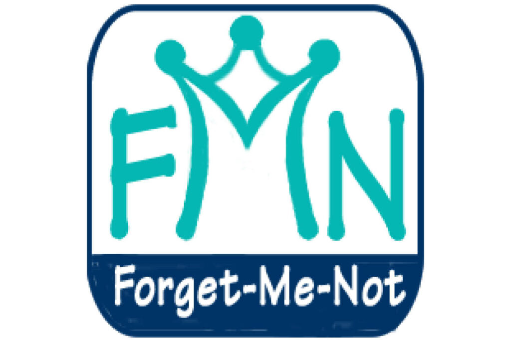 Forget-Me-Not Logo w