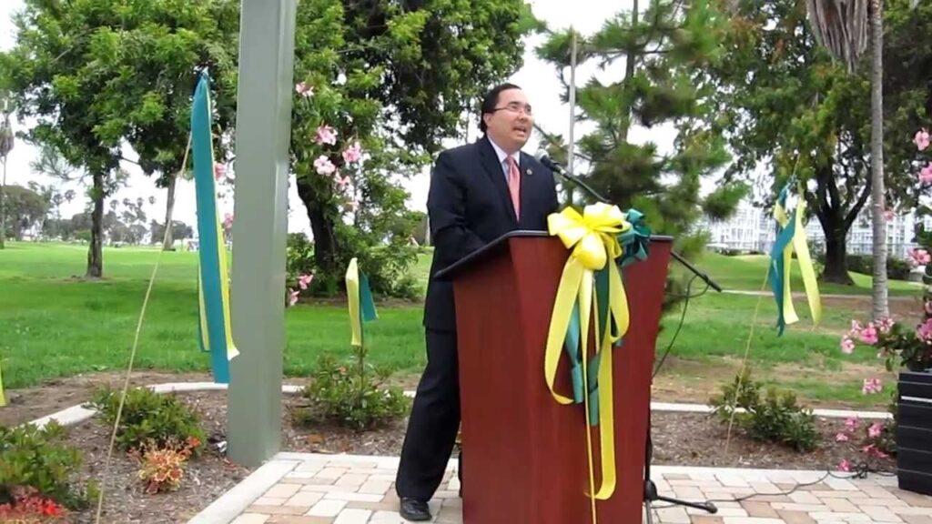 Mayor Tanaka's Tennis Center Dedication Speech