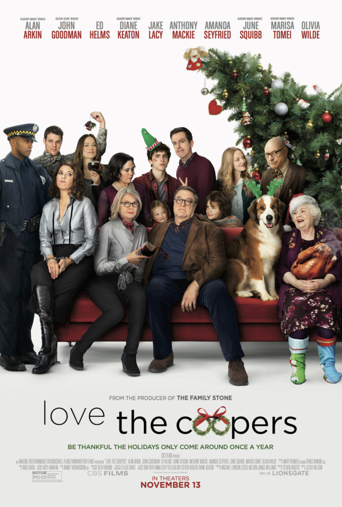Love the Coopers\