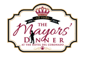 Mayors Dinner at the Del