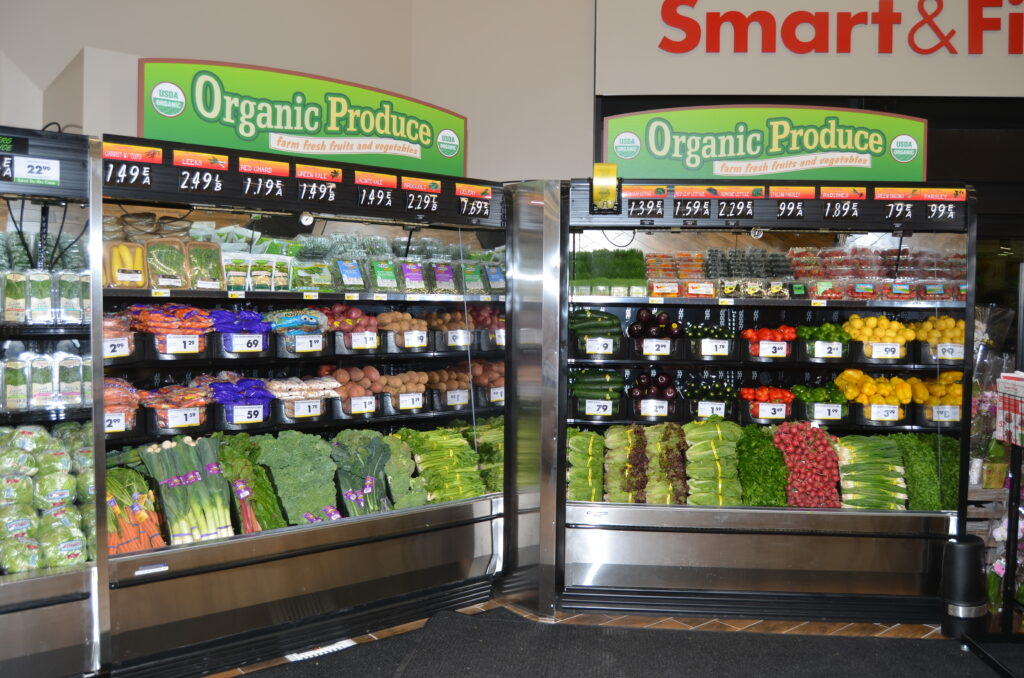 final smart extra organic section coronado market coming shoppers expect farmers feel carried shares opening