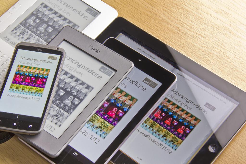 ebooks tablets