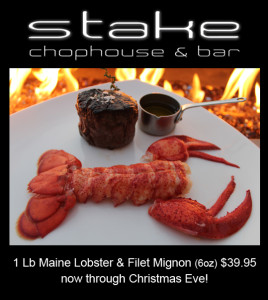 fin lobster steak