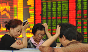 chinese stock market people