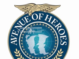 Avenue of Heroes logo