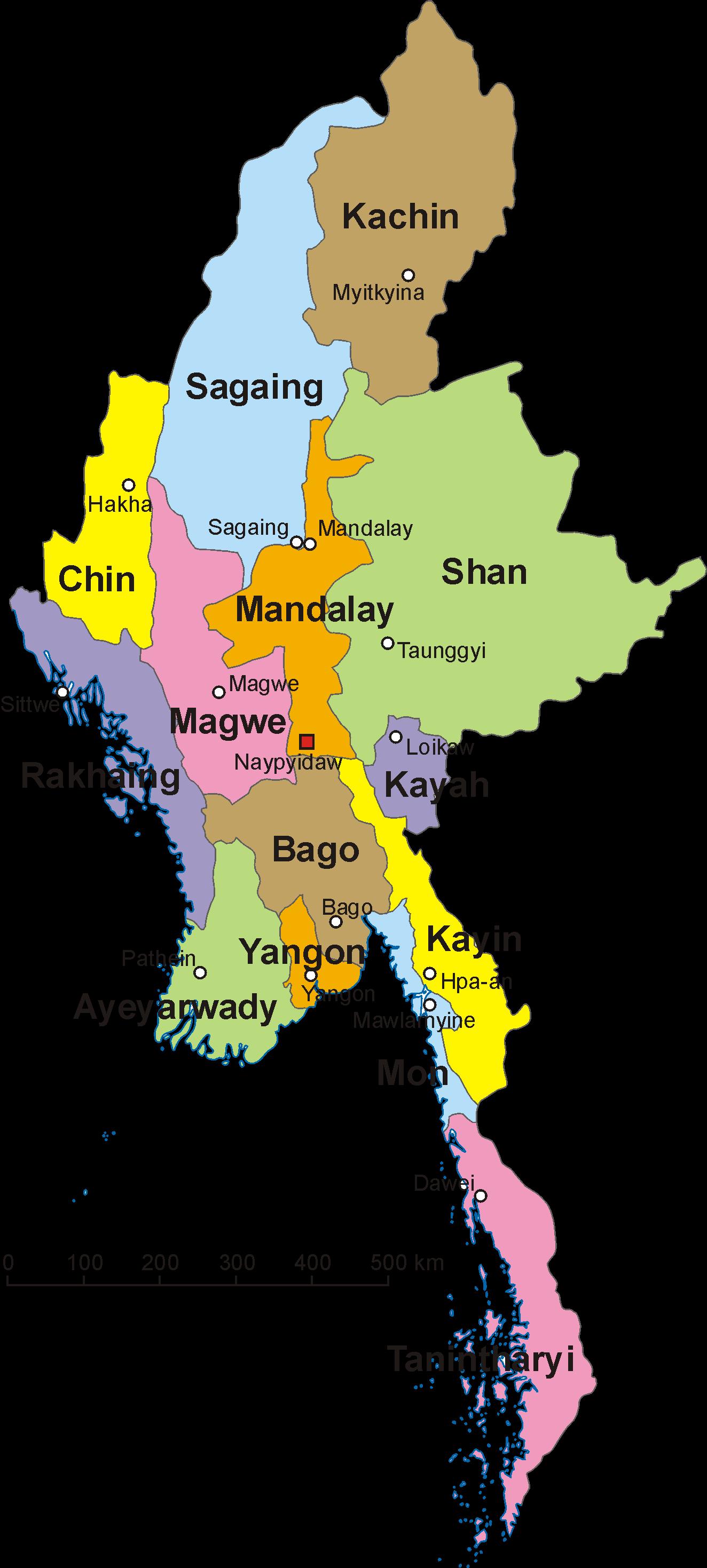 Иравади (река) информация о
