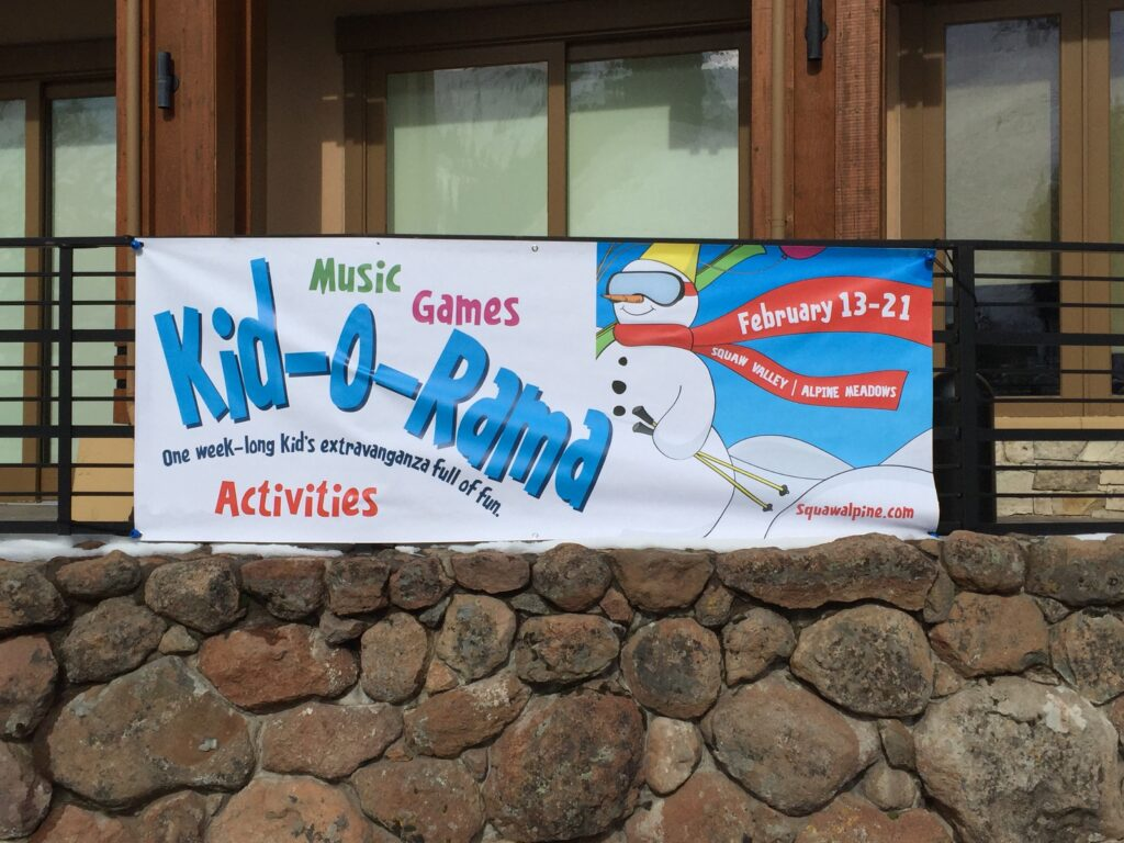 Plenty of activities for kids and adults. See them all here.