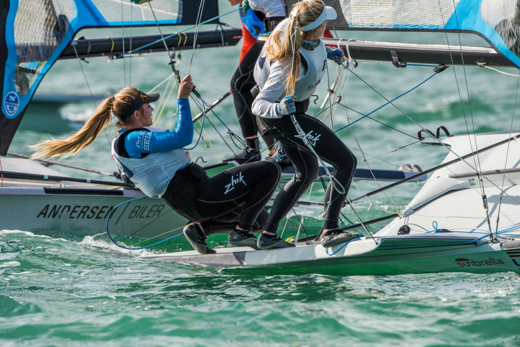 Sailing World Cup Miami presented by Sunbrella Day 2