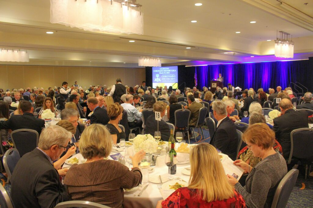 Coronado Historical Association Gala 2016