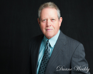 """Coronado resident Duane Weekly is an actor who's performed on stage as well as in commercials and film. """"I tell people that acting is the best therapy I've ever had,"""" he laughs."""