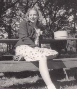 Marilyn Foster 1948