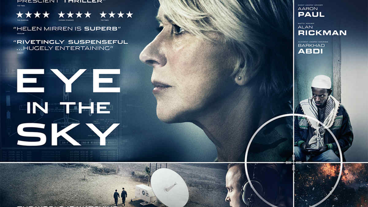 "Eye in the Sky"" Skillfully Humanizes Drone Warfare | Coronado Times"