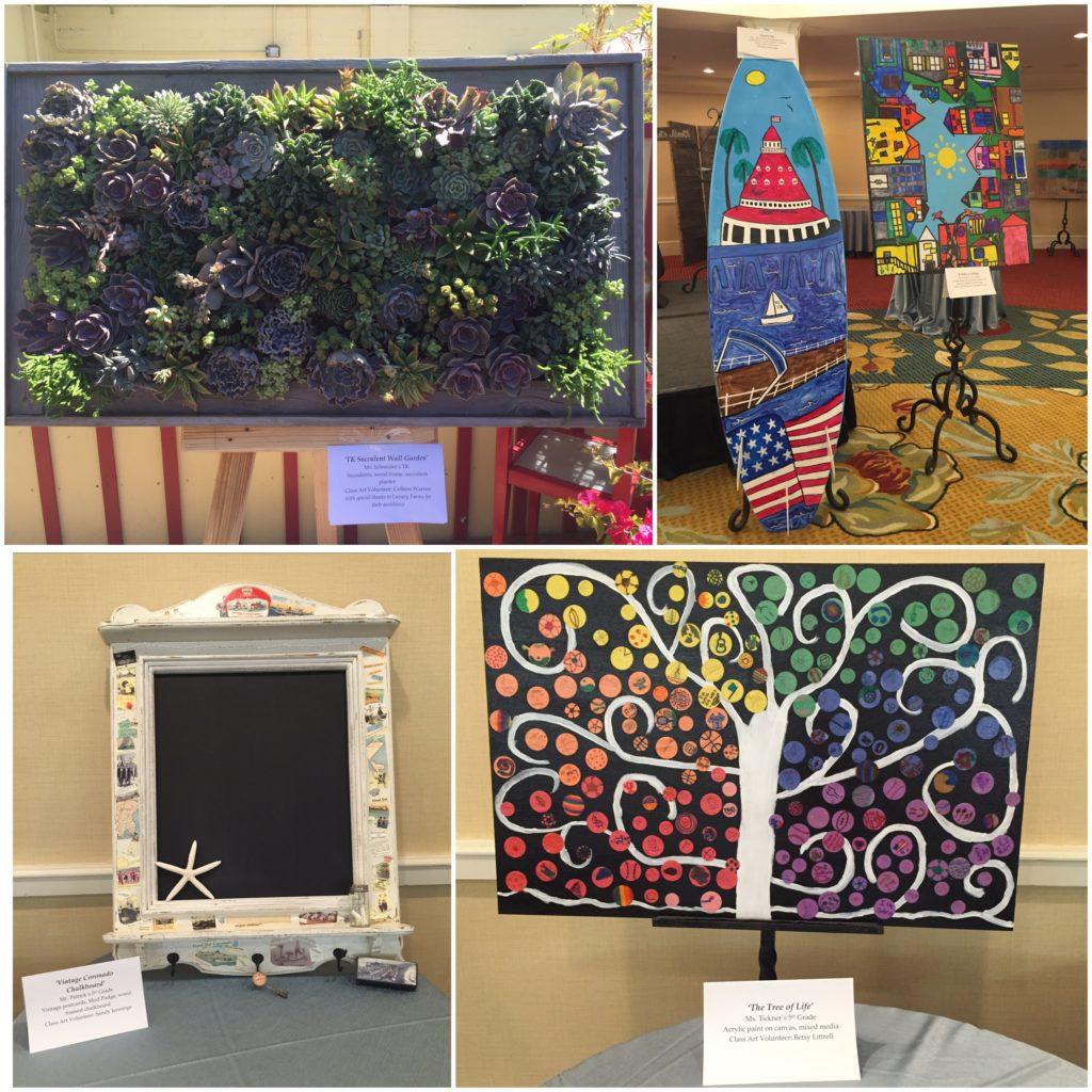 Village Art Auction 2016