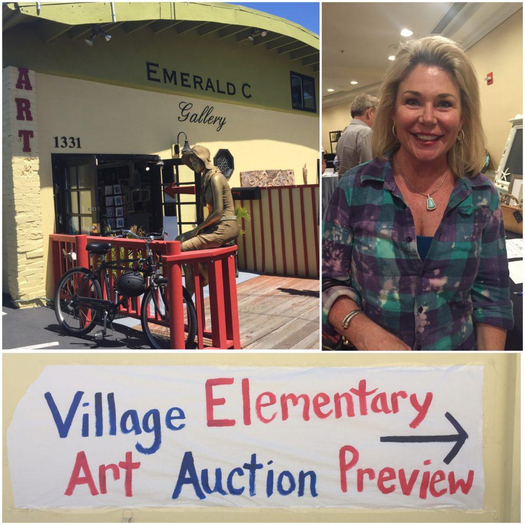 Village Art Auction 2016 Emerald C preview