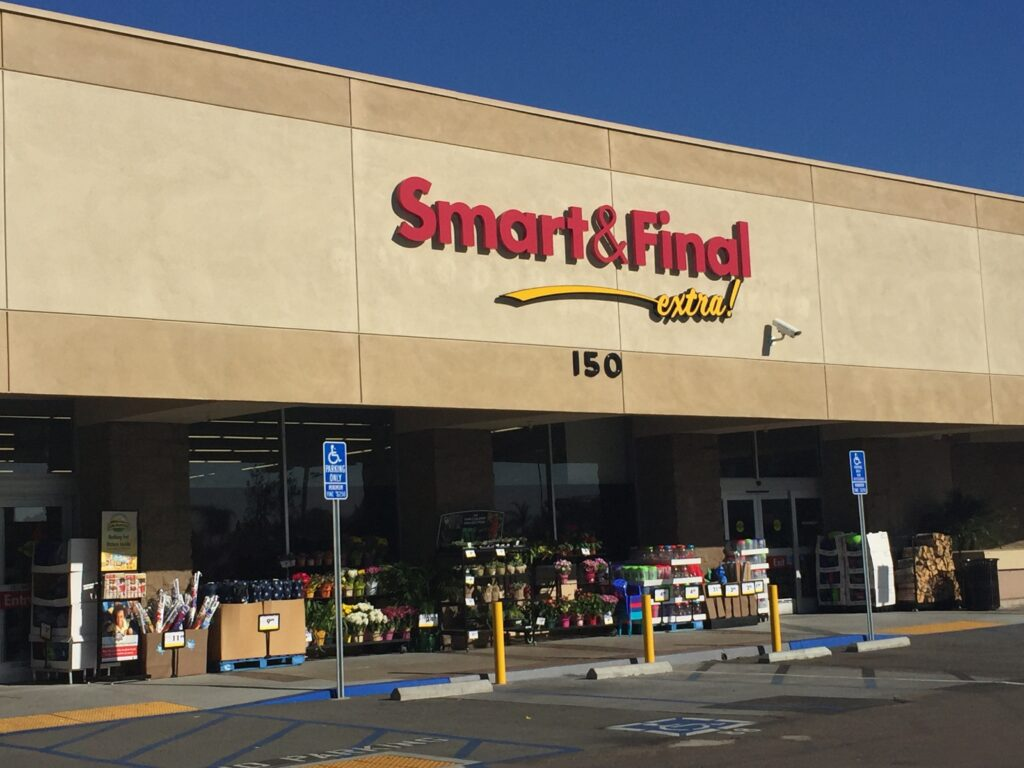 Investigation Which Coronado Grocery Store Has The Best