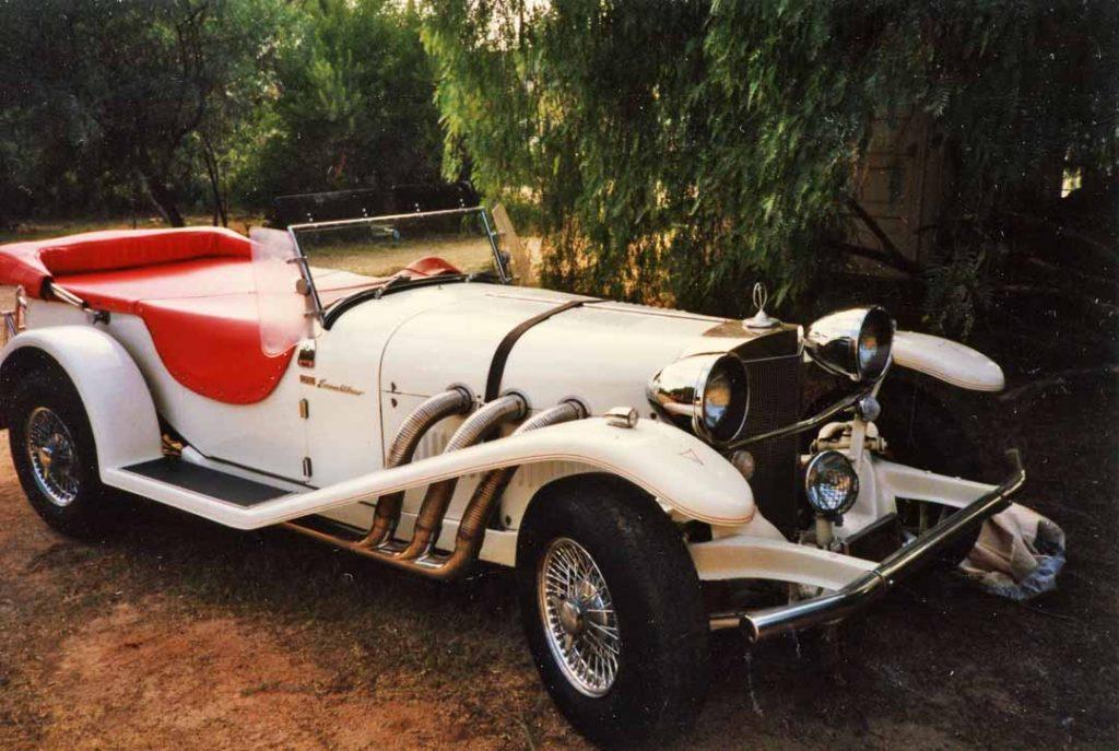 Dr. Donald Dill car