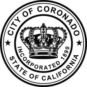 City of Coronado seal