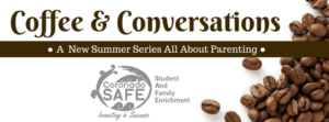 SAFE coffee and conversations