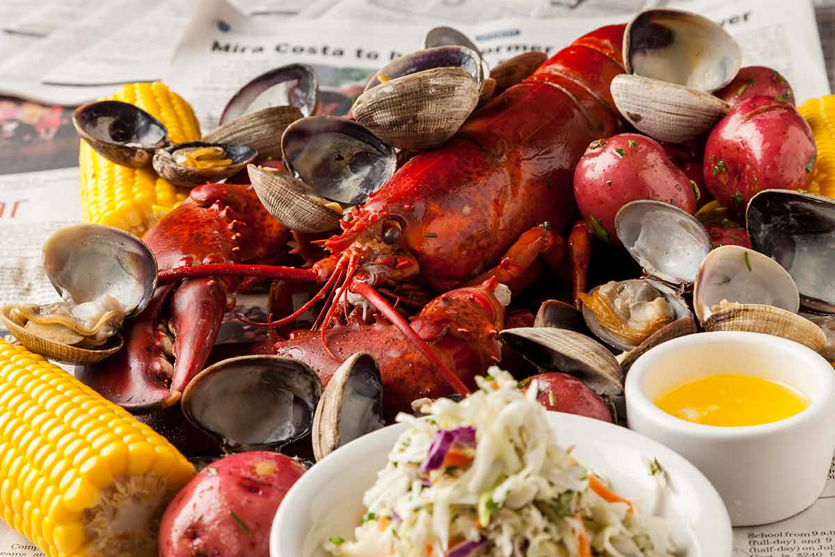 Bluewater's Annual New England Celebration Inspired by the Restaurant's Massachusetts Roots ...