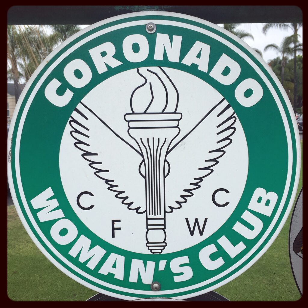 Womans Club CFWC logo