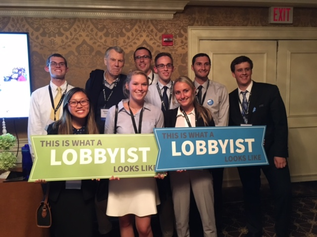 Members of the Citizens Climate Change Lobby met with over 400 members of Congress this summer.