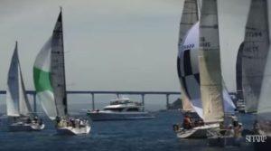 sharp sailing yacht