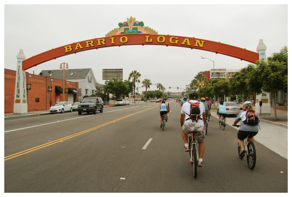 Photo courtesy San Diego County Bike Coalition