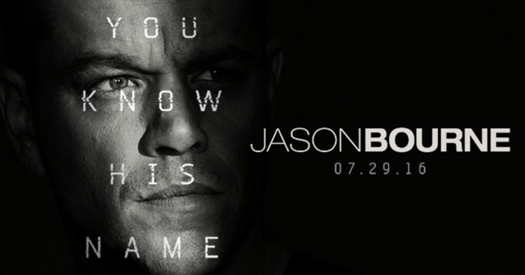 jason bourne is back and thrilling as ever coronado times