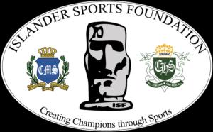 ISF logo Islander Sports foundation