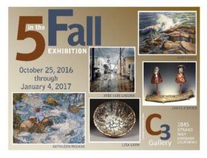 C3 Gallery Five in the Fall
