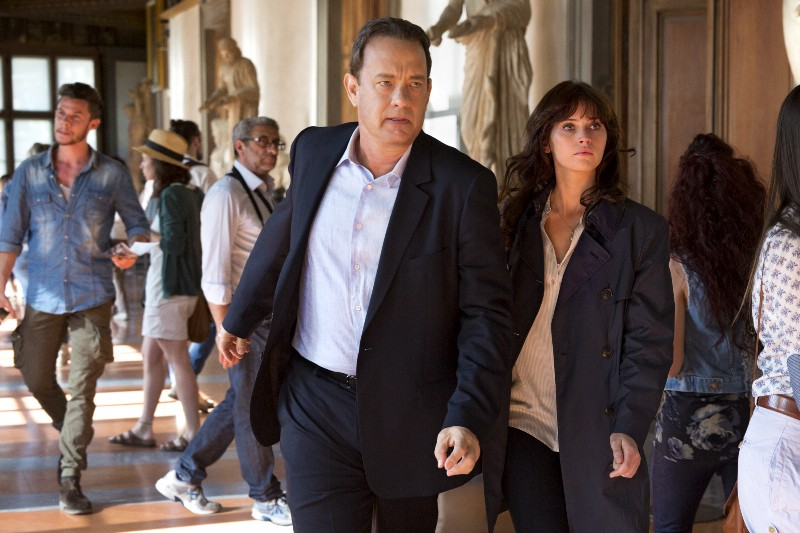 Racing around Florence, Italy, Professor Langdon and Dr. Sienna Brooks race to save humanity from utter devastation. (Courtesy of Google Images)