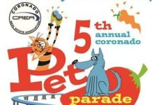 5th annual pet parade and chili cookoff