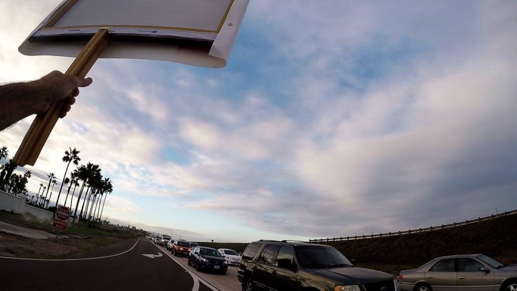 Coronado Cays Traffic