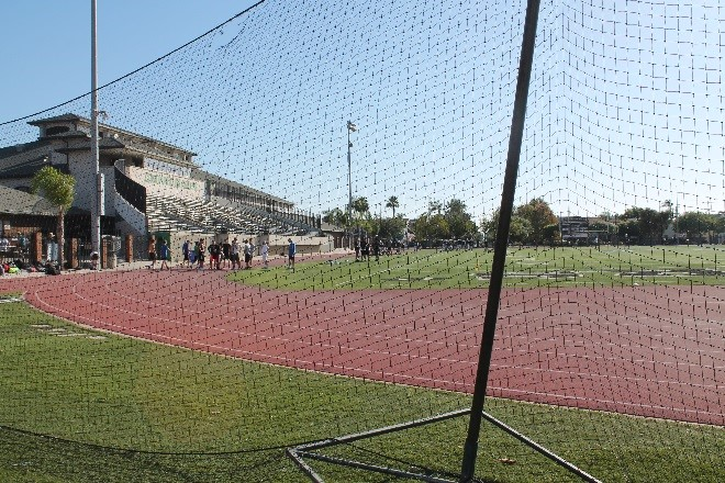 track-and-field CHS track Niedermeyer