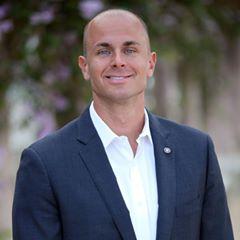 Council member Richard Bailey