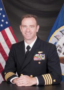 Captain Mulvehill, Naval Base Coronado Executive Officer
