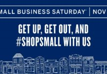 #shopsmall Small Business Saturday