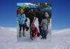 snow mountain
