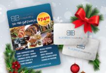 BBH December Gift Cards