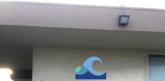 Deep Blue Sea Sanctuary Building Art