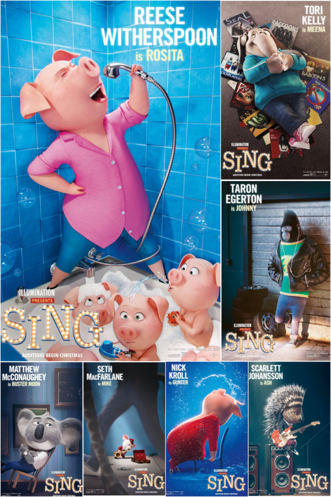 Sing Movie Review: The Back To School Movie Your Kids Need To See