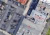 Vons CoraMart aerial view