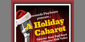 A Holiday Cabaret Coronado Playhouse