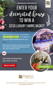 parklife holiday decorating contest