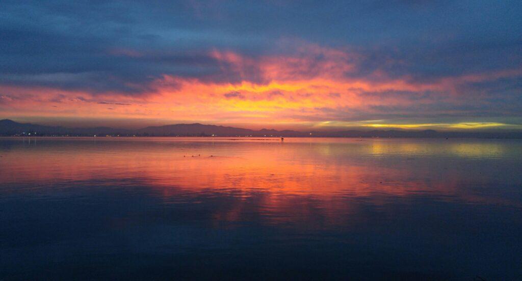 Sunrise in Coronado January 9, 2017