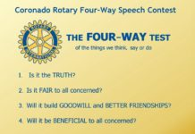 Rotary Four-Way Speech Contest